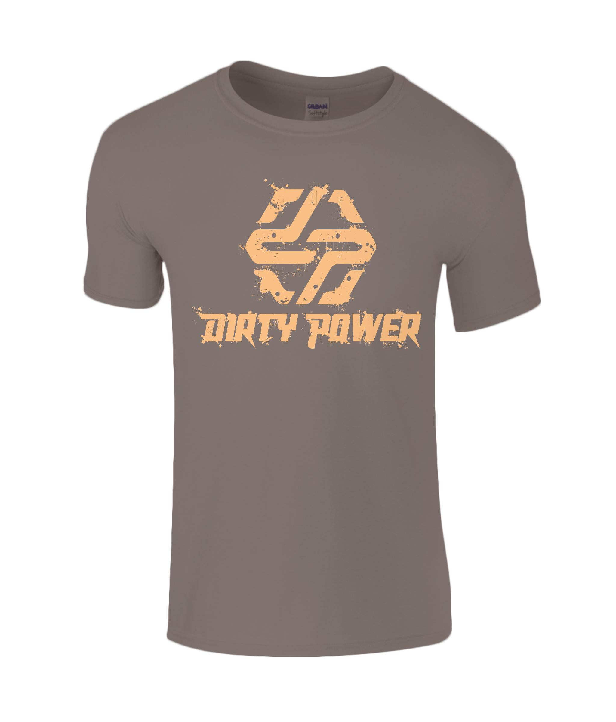 Men's T-Shirt – Brown